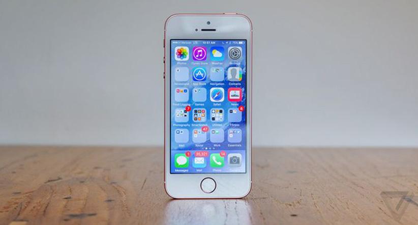 iPhone SE THe Verge (3)