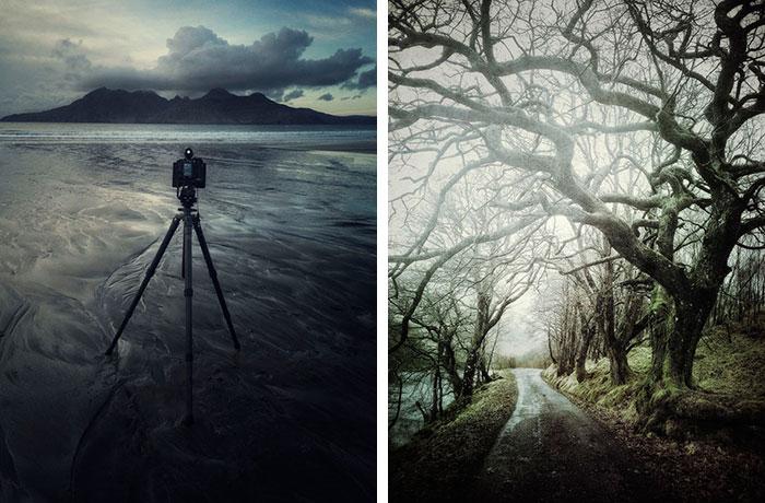 عکاسی موبایل - عکاسی حرفهای جولیان کالورلی ۰۲