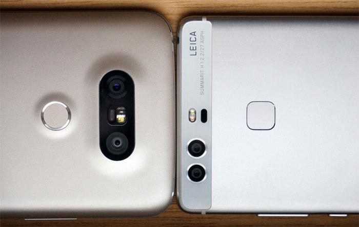 دوربین دوتای - ال جی - هوآوی - عکاسی موبایل