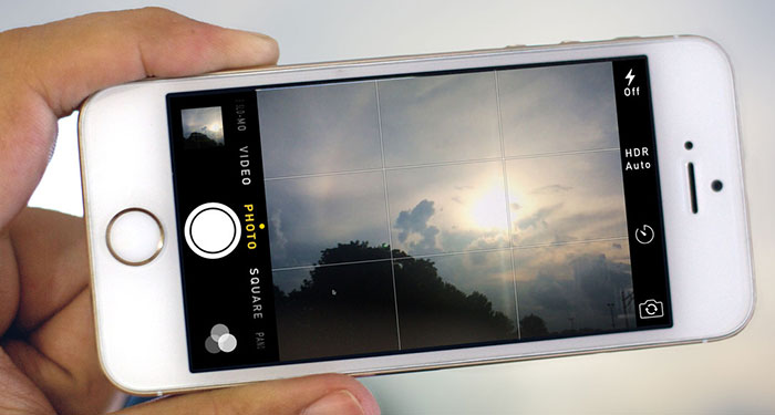 عکاسی حرفهای با دوربین آیفون - گرید