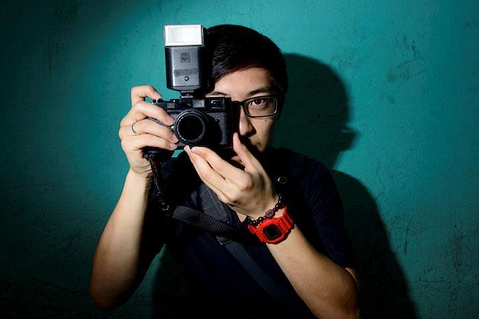 عکاسی - اریک کیم ۱