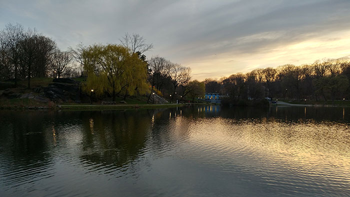 عکاسی غروب خورشید - LG G5 02 HDR