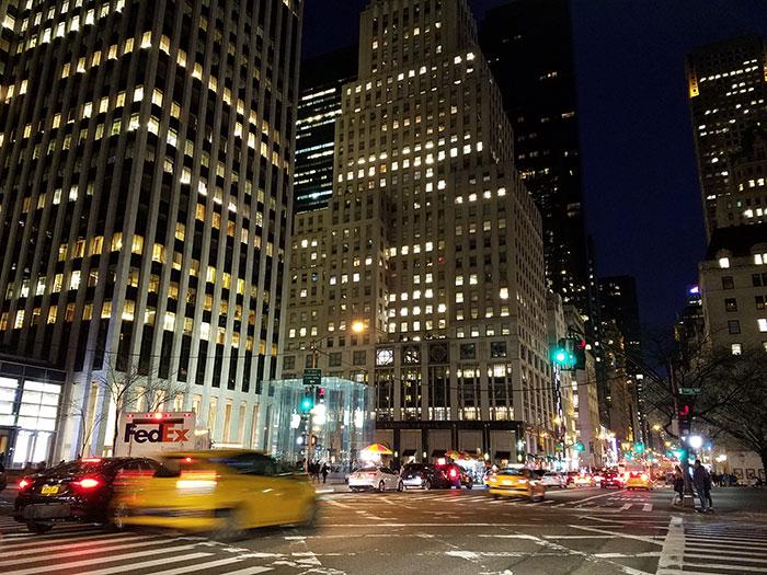 عکاسی شب - Galaxy S7 01 HDR