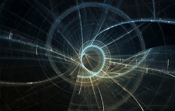 مکانیک کوانتم عالم ما را غیر قابل پیشبینی میکند.
