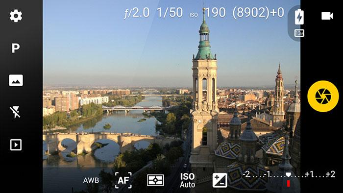 اپلیکیشن عکاسی Camera FV-5