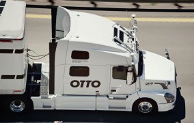 کامیون خودران