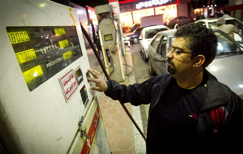 کاهش سهمیه بنزین