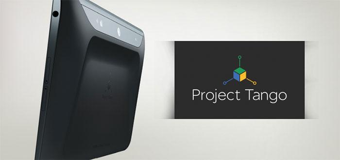 کنفرانس سالیانهی گوگل Google I/O 2016 - پروژه تانگو