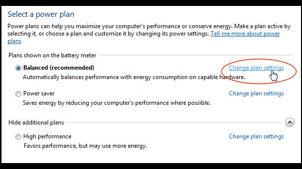 نگهداری باتری لپتاپ - کالیبره کردن ۰۳