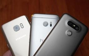 مقایسه دوربین HTC 10 ، LG G5 و Galaxy S7