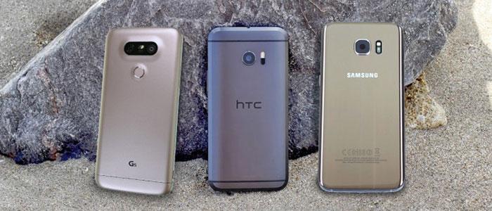۰۱ - بهترین دوربین موبایل - دوربین LG G5 - دوربین HTC 10 - دوربین Galaxy S7