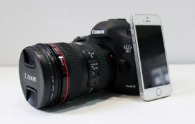 آیفون - دوربین عکاسی
