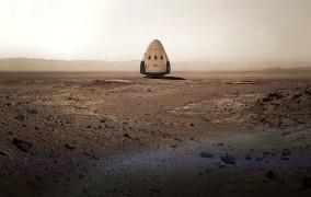ماسک و سفر به مریخ