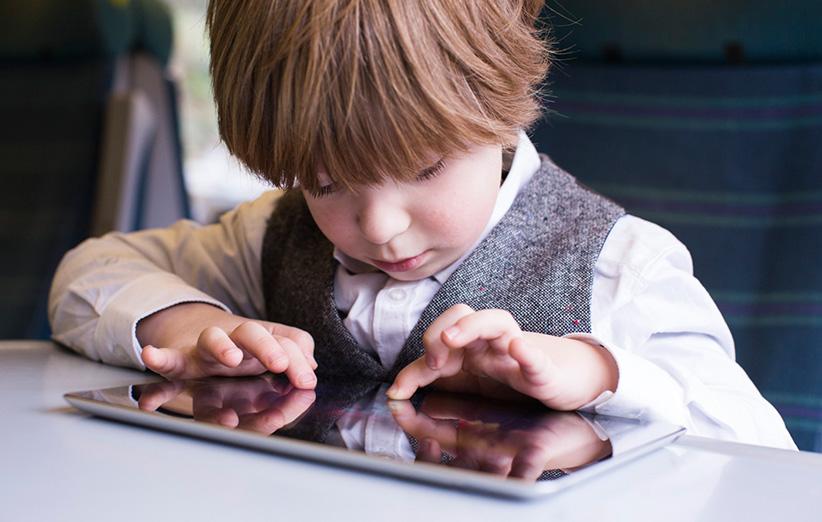 ترفند آیفون آیپد کودک - Guided Access