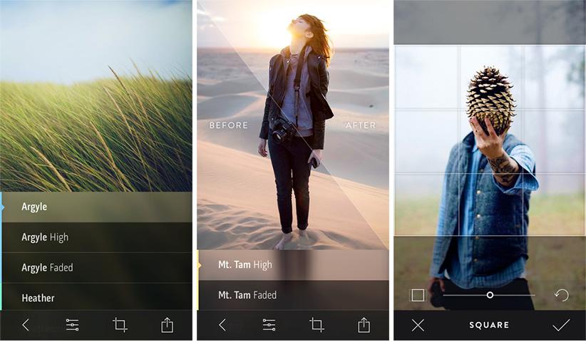 اپلیکیشن آیفون iOS - Litely