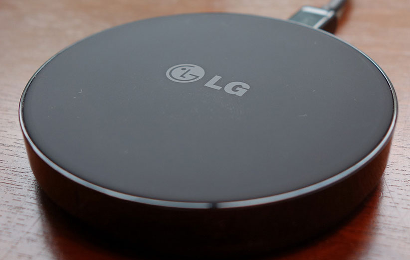 نحوه شارژ جی 7 گوشی جدید الجی با تکنولوژی جدید شارژ بیسیم | دیجیکالا مگ