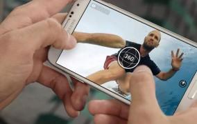 عکس 360 درجه با دوربین موبایل- اصلی