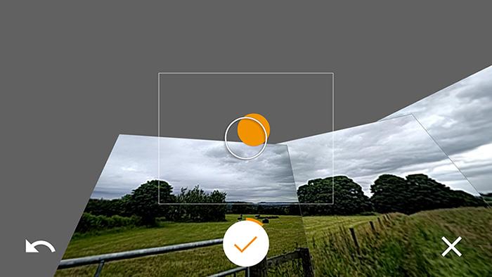 عکس 360 درجه با دوربین موبایل- اپلیکیشن استریت ویو