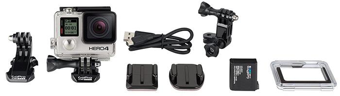 ۰۹ - نقد و بررسی دوربین ورزشی گوپرو GoPro Hero4 Black