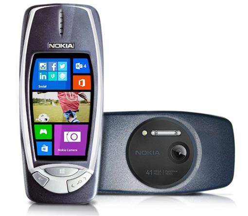 ۰۲ - نوکیا 3310