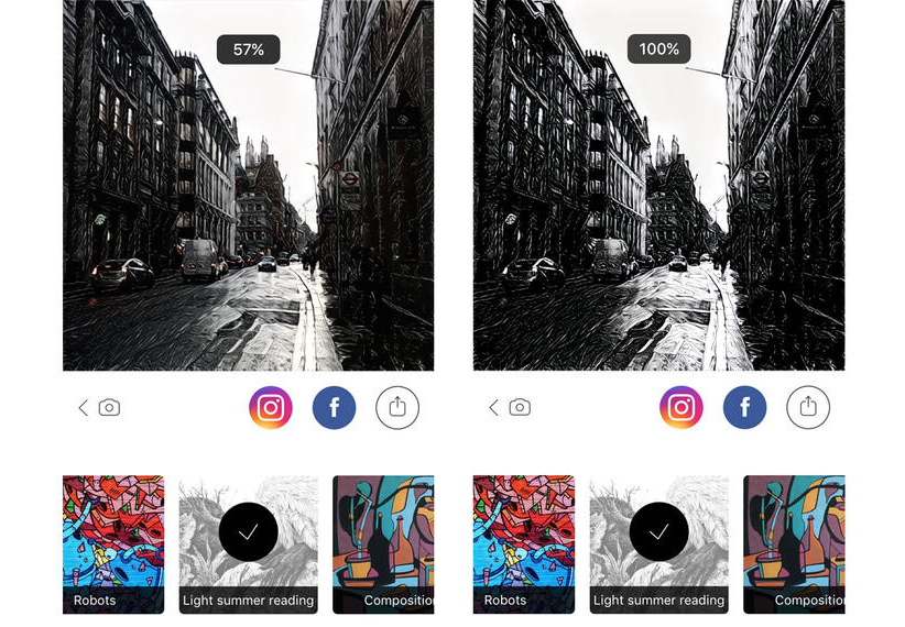 ۰۶ - اپلیکیشن Prisma - تبدیل عکس به نقاشی