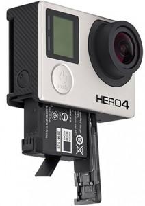 ۰۵ - نقد و بررسی دوربین ورزشی گوپرو GoPro Hero4 Black