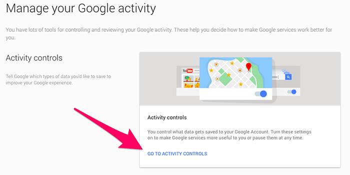 ۰۳ - حفظ حریم شخصی در گوگل