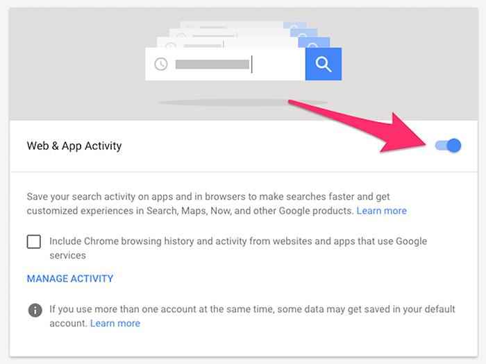 ۰۴ - حفظ حریم شخصی در گوگل