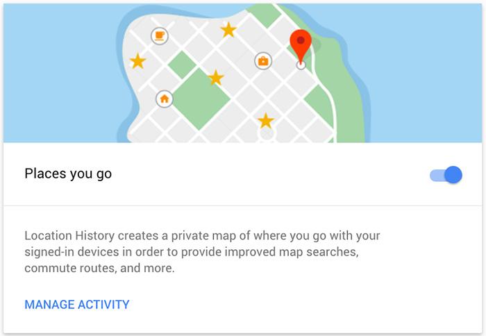 ۰۶ - حفظ حریم شخصی در گوگل