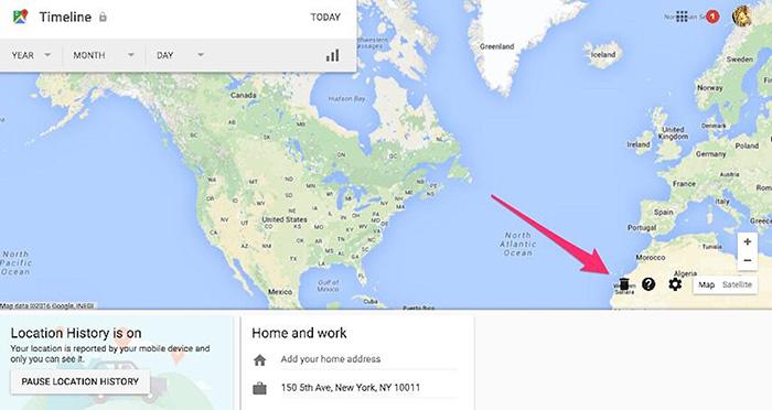 ۰۷ - حفظ حریم شخصی در گوگل