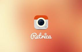 اپلیکیشن عکاسی Retrica - اصلی