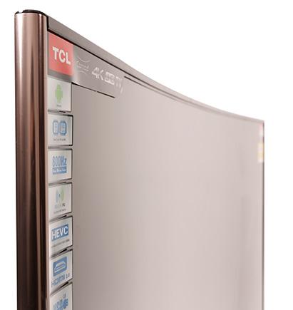 ۰۳ - تلویزیون TCL 55H8800