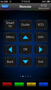 ۰۴ - تلویزیون TCL 55H8800