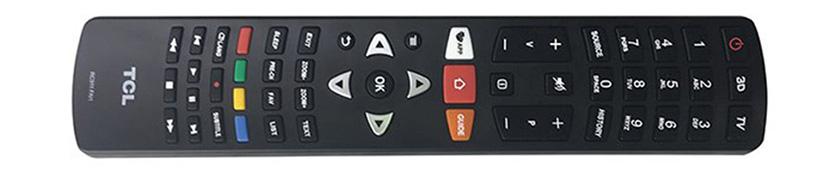 ۰۷ - تلویزیون TCL 55H8800