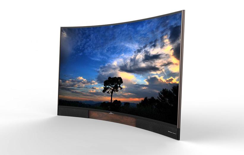 تلویزیون TCL 55H8800 - اصلی