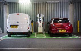ایستگاههای شارژ