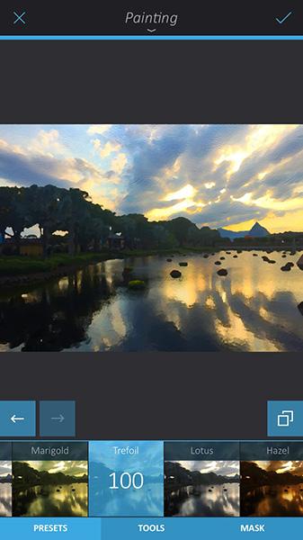 تبدیل عکس به نقاشی بدون Prisma - اپلیکیشن Enlight - 04