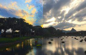 تبدیل عکس به نقاشی بدون Prisma - اپلیکیشن Enlight - اصلی