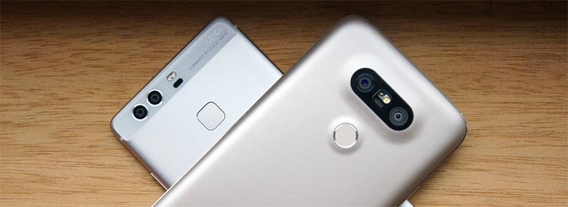 ۰۴ - دوربین دوتایی - هوآوی P9 در برابر LG G5