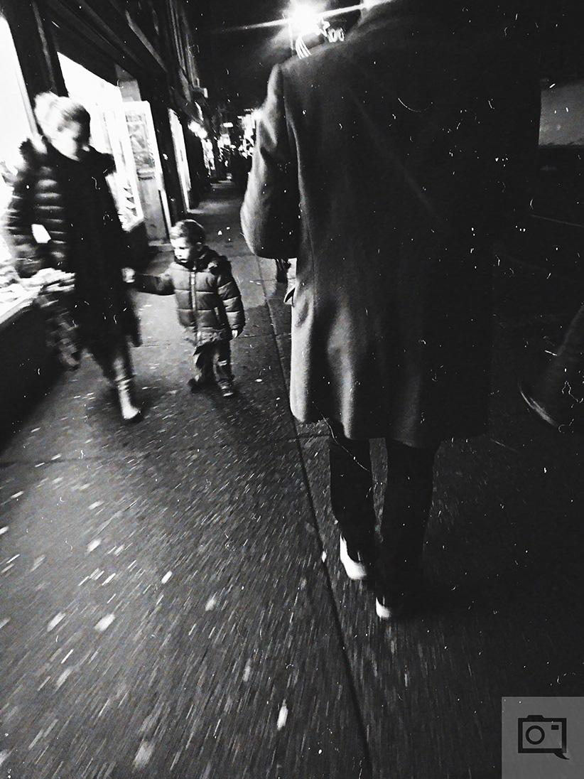 ۰۲ - عکاسی سیاه و سفید کنتراست بالا با دوربین گوشی موبایل