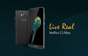 اصلی - گوشی Neffos C5 Max