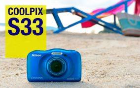 دوربین نیکون Coolpix S33