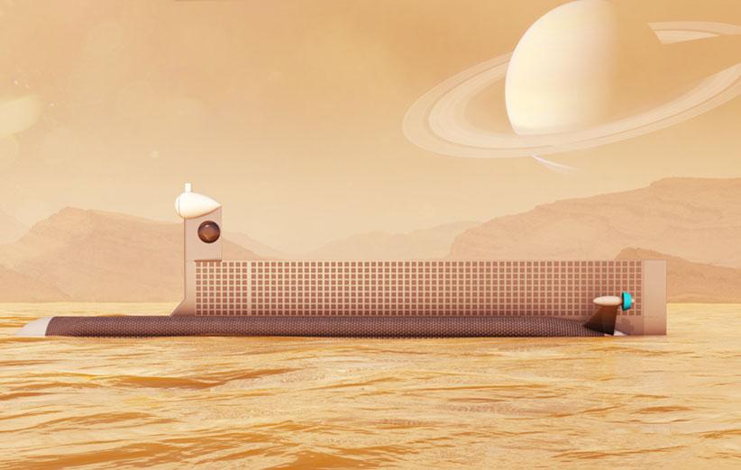 زیردریایی خودکار
