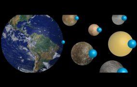 منظومه شمسی