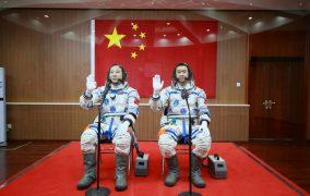 ایستگاه فضایی چینی