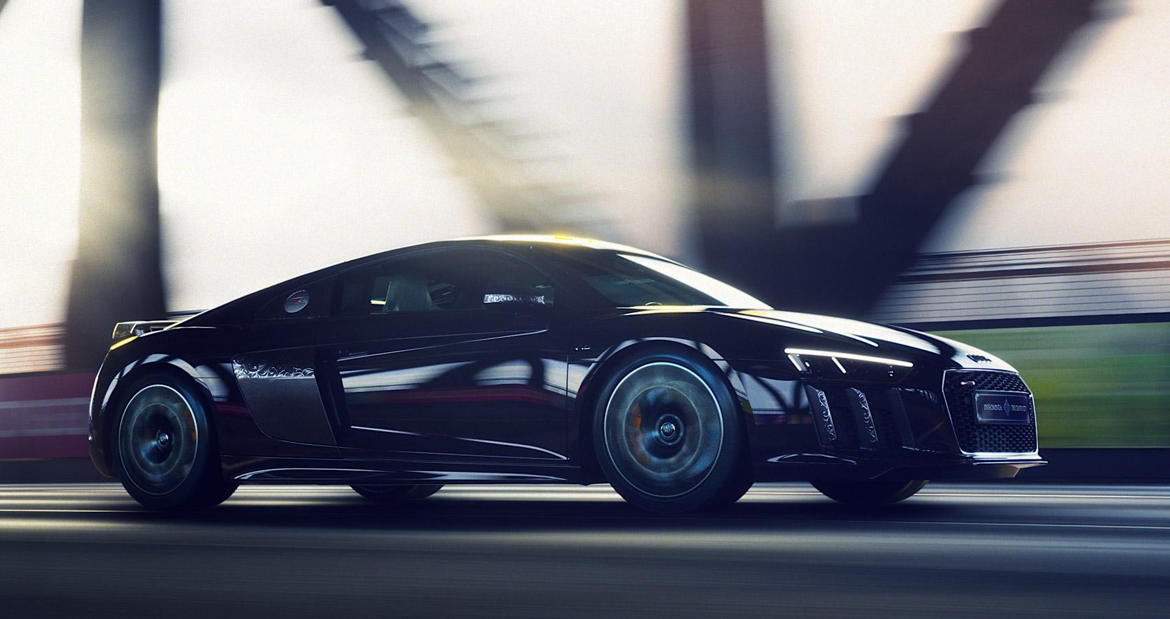 Audi R8 Star of Lucis (8)