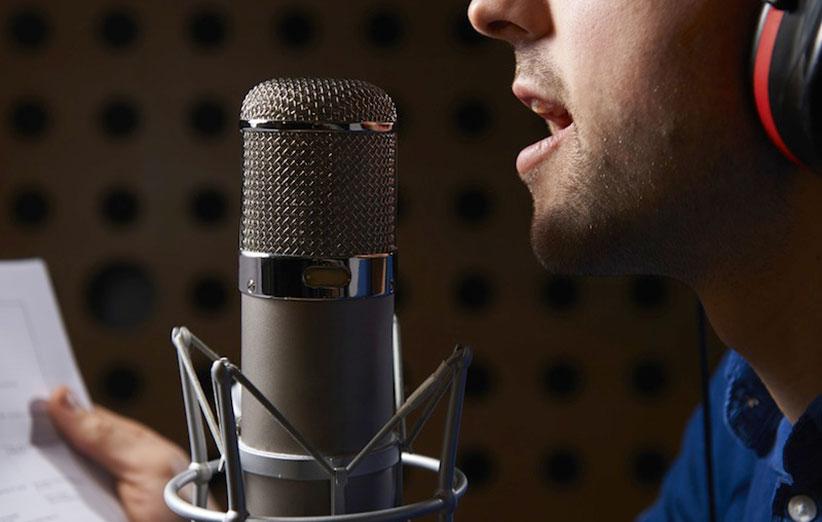 چرا تو ویس صدا عوض میشه