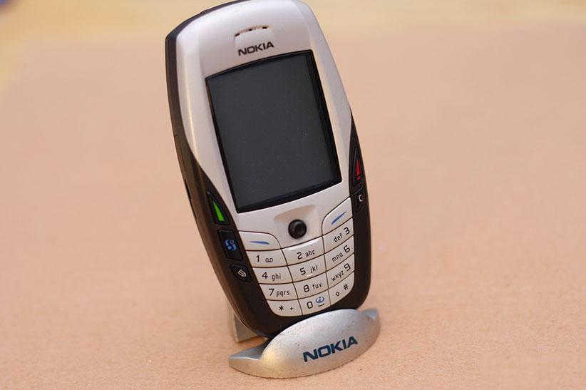 نوکیا 6600