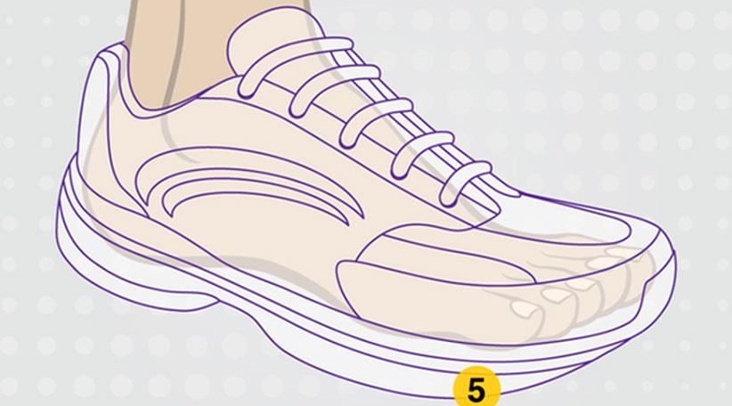 راهنمای خرید کفش پیاده روی