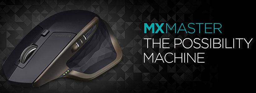 نقد و بررسی ماوس لاجیتک MX Master